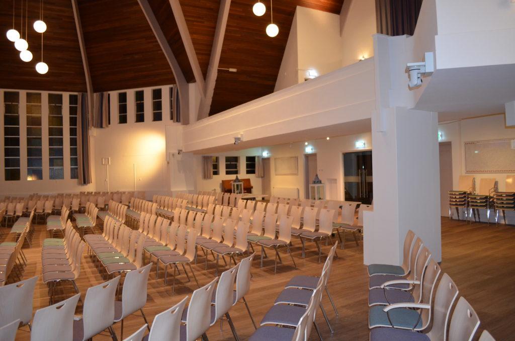 Broadcast of sermons and religious ceremonies