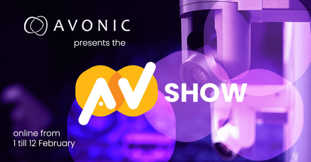 Avonic presents AV Show online